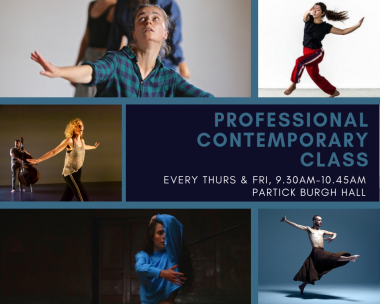 Professional Contemporary Class main production image