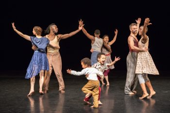 Dance Film- Whiteout main production image